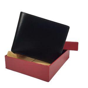 роскошь Mens Wallet бесплатная доставка 2019 Мужская кожа с дизайнером кошельки для мужчин Кошелек мужчин мешок кошелек пыли