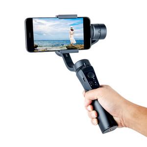 حار H4 ثلاثة محاور المحمولة الهاتف المحمول PTZ كاميرا مضادة للاهتزاز كاميرا فيديو استقرار الذكية الالكترونية دي إتش إل الحرة
