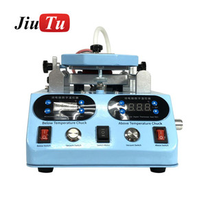 Jiutu 3 in 1 Separator Machine Automatic LCD Screen Glass Middle Frame Separate Bezel Heating For Flat Curved Screen