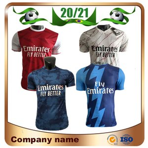Player Version 20/21 Gunners Arsen Fußball Trikot 2020 PEPE NICOLAS CEBALLOS HENRY Fußballhemden GUENDOUZI SOKRATIS TIERNEY Fußball-Uniform