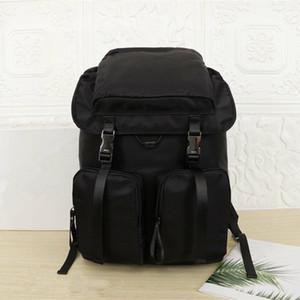 2020 neuer heißen Verkauf koreanische große Kapazität Rucksack für Männer Art und Weise einfachen Trend Rucksack Licht Freizeit Segeltuchbeutel einfachen Studenten- Schulranzen