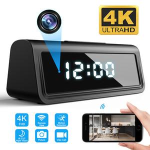 HDlivecam 4K HFD часы Mini Wi-Fi IP-камера / AP Recorde безопасности Cam ночного видения обнаружения движения видеокамеры 360 ° микро Kamera Главная