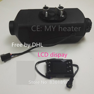 (Free shipping byDHL)-2KW 12V air heater for diesel Truck Boat Van RV bus- To replace Eberspacher D2, Webasto air top 2000