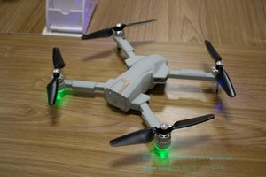 GW90 4K HD تعديل الكهربائية كاميرا 5G WIFI FPV بدون طيار، محرك بدون فرش، GPS موقف التدفق البصري ذكي متابعة، الوقاية من الخسارة، 2-2