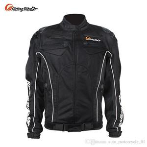 Riding moto course automobile vêtements de protection moto Tribe vêtements de course automobile protection cinq pièces JK 08