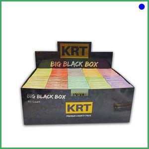 Lo nuevo Krt carros vape cartucho de 0,8 1,0 ml de la bobina de cerámica atomizador brotes inteligentes de embalaje Pyrex tanque de vidrio