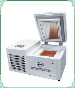 laurea -185C TBK 578 pannello LCD touch mini desktop congelato separatore separato congelatore per Samsung bordo lunetta centrale