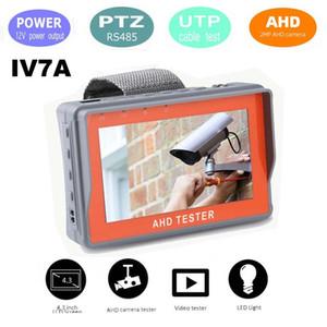 8MP / 5MP 고인 CVI TVI IV5 IV7W IV7A 손목 CCTV 테스터 5 인치에 4.3 인치 CVBS 카메라 테스터 4MP 5MP 1080p의 HD 비디오 모니터 손목 디자인