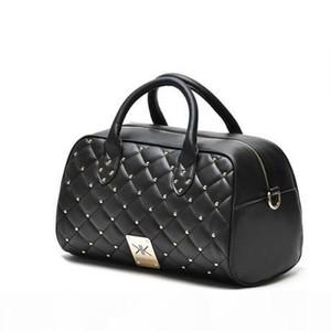 Heiße Selling Kim Kardashian Kollection messenger tote KK bolsas Entwurfsfrauenhandtasche Schultertasche populärer Beutel gute Note Leder kk-605001