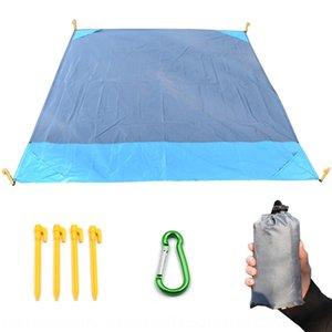 mat piknik mat 5j1r9 nem geçirmez cep plaj su geçirmez Meal yemek açık katlama Hızlı satış mini cep battaniye