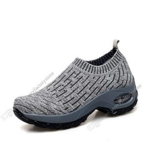 Fashion awesome 2020 New arrivel running shoes for womens black white pink bule grey oreo sports sneakers trainers 35-42 big siz