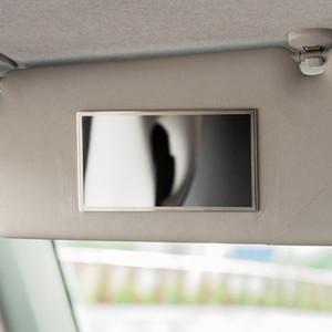 Auto Sonnenblende Schild Spiegel HD Make-up-Spiegel-Innendekor für intelligenten 451 453 fortwo forfour Zubehör