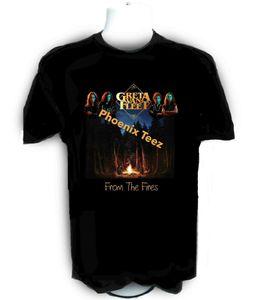 Greta Van Fleet do fogo T Shirt S-6x