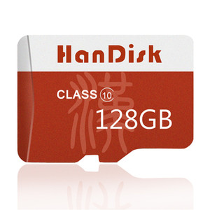 수첩 100 % 실제 Capactiy TF 카드 128GB 마이크로 SD 스마트 폰 메모리 카드 클래스 10 USXC 태블릿 컴퓨터에 3 년 보증