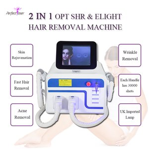 Remoção OPT IPL Hair Removal sistema IPL Elight Tratamento Elight Dido Laser SHR Melhor Elight