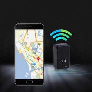 Duradera en tiempo real del GPS del coche de seguimiento de localización de dispositivos magnéticos Posicionador 50-200M 4-6 Días 4mlr cable USB #