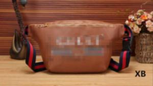 Günlük Tasarımcı Fanny Paketi İçin Adam Kadınlar Lüks Bel Çantası Spor Marka Moda Fannypack Harf Açık Ücretsiz Kargo 2082106B