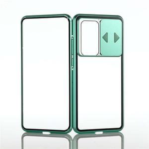 HOT Lens protection anti Peeping double face en verre Adapté téléphone portable cas d'absorption magnétique Téléphone pour l'iphone DHL gratuit