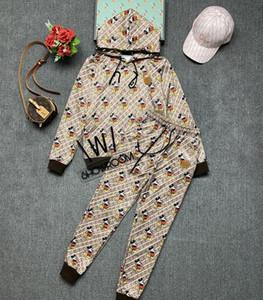 2020 Autumn leisure pure cotton women's sportswear suit two-piece  sweater M--XL