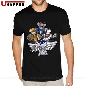 Grande taille Biker Mice from Mars T-shirts Homme Simple Mode manches courtes urbain T-shirt pas cher pas cher Merch Apparel