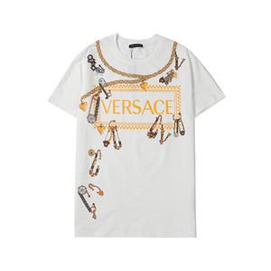 Camicie da uomo Designer manica corta T-Shrits grande formato di modo 100% T-shirt da Uomo Coccer sfera di modo del cotone di sport abbigliamento casual Tee