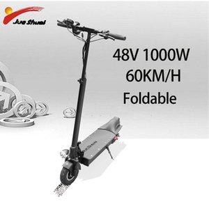 Elektroroller E Skteboard Für Erwachsene Road Reifen 48V 1000W 800W Reifen für Arbeit Elektro Scooter Sitz
