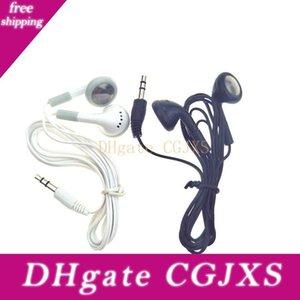 Whoesale Bulk Earbuds наушники наушники для класса школы, библиотеки, подарки 2000pcs Dhl Fedex Бесплатная доставка