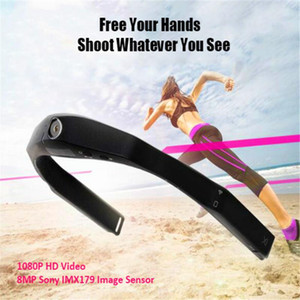 Head Wear Band Waterproof Camera Sport Wifi 1080P Mini Video Gadgets Micro Dropshipping For Youtube Cam Camcorder Bodycam Dvr