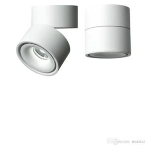 3 Wires LED Track Light 220V Warm white Natural White COB Ceiling Light 5W for shop clothing Store Corridor Track Light