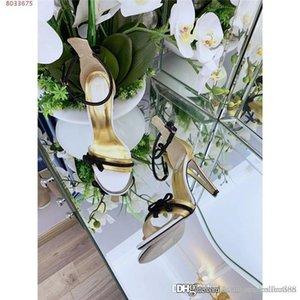 2019 latest Trend dress sandals for women, Metallic Gold sandals for women wear ,Heel-height 10 cm