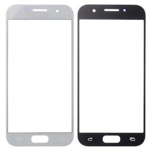 100pcs para Samsung Galaxy A3 A5 A7 2017 vidrio exterior táctil lente de reemplazo cubierta del panel para Samsung A320 A520 A720