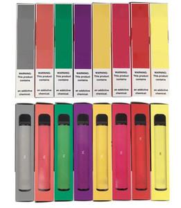 25 цветов слоеного плюс одноразовые Vape Starter Kit 550mAh Аккумулятор 3,2 мл картридж Vape слоеного бары одноразовую корабль в течение 1 дня