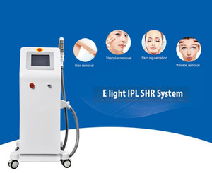 2020 New OPT elight SHR ipl Skin Rejuvenation Acne Removal Hair Removal Beauty Device Free shipping