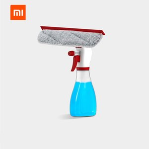Xiaomi Mijia Yijie 2 In1 Time-lapse Sprayer Bottle & Window Cleaner Cloth Cleaning Brush Mop Bendable Duster Cleaner