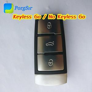3 Bouton 434 MHz intelligent Keyless Go proximité avec télécommande Control Key PCF7936 ID46 ID48 Chip 6FO5 #