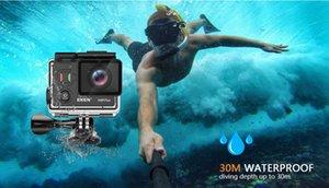 الأصل EKEN H9R PLUS 4K 2.7K الترا HD 2 بوصة وشاشة العمل الرياضي كاميرا WIFI HDMI 170 على نطاق واسع HDMI التحكم عن بعد للماء