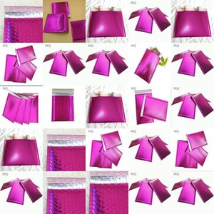 1375X11 Bubble Polymailer imbottite Buste 1375 X 11 pollici Peel Seal Viola 50 Pack Aplus media Bubble Polymailer imbottite Buste QsSGS