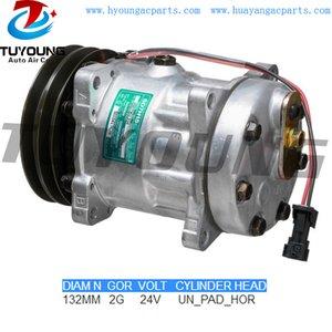 Alta calidad ac SD7H15 automático del compresor Renault VI 5010417679