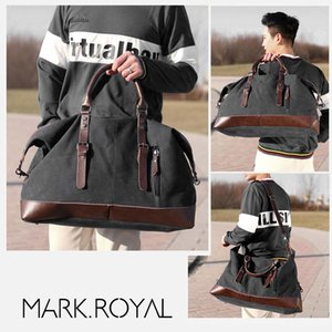 MARKROYAL Large Capacity Travel Bags Luggage Canvas Bag Leisure Handbags Cut-proof Shoulder Bags Overnight Travel Bags745736 200921