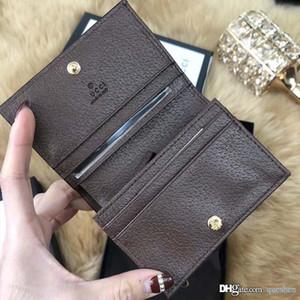 Fashion Designer Mens Wallet Men Women Wallets Bags S For Credit Card Bebit Cards Fashion Bag Designers Wallet