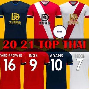 20 21 INGS Soccer Jersey WARD-PROWSE 2020 2021 HOJBJERG ARMSTRONG Football Shirt LONG ADAMS soccer shirt REDMOND Jersey sets
