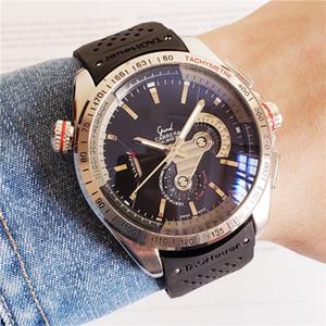 2020 top concepteur des hommes de montres pour hommes de marque montres sport en cuir de montres mécaniques automatiques TAG de luxe montres militaires de la montre carrée hommes