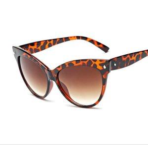 KADIN Patlayıcı gözlük eğilim kedi göz klasik retro gözlük güneş gözlüğü