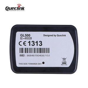 Queclink GL500 GPS Tracker Car GPS Vehicle Locator 1.800 Dias Tempo de espera Rastreador Serviceable CR123A Bateria Rastreador