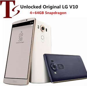 Refurbished Original LG V10 4G LTE VS990 H900 H901 5.7 inch Hexa Core 4GB RAM 64GB ROM 16MP Unlocked Mobile Cell Phone