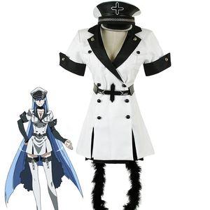 Akame Ga kill eleme esdese esdeath 코스프레 의상 esdese akame ga kilk cosplay 의상