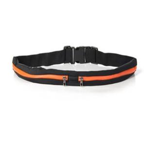 Sac de course voyage taille poche Jogging Sport Portable étanche cyclisme Pack sac téléphone extérieur anti-vol Pack ceinture Sport sac