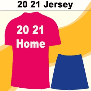 20 21 Basai casa Fuera tercera manga corta para hombre + pantalones + Kids kit + Mujeres fútbol jerseys camiseta de fútbol Uniformes Camisetas de Fútbol