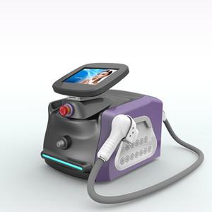 Portable 808nm diodo laser prezzo / alexandrite diodo depilazione laser / macchina per depilazione laser a diodi 808nm