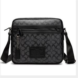 Classic Bags Men Messenger Shoulder Bag Pvc Purse Tote Lattice Handbags Wallet Totes Bags Crossbody Purse